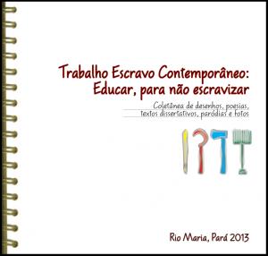 Caderno Rio Maria